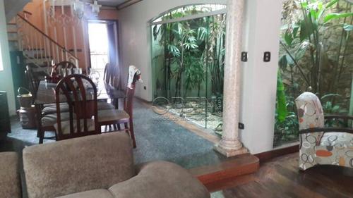 Imagem 1 de 30 de Sobrado À Venda, 446 M² Por R$ 1.600.000,00 - Vila Assunção - Santo André/sp - So1682