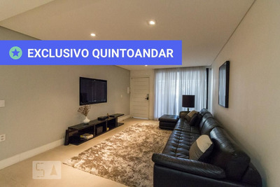 Casa Em Condomínio Mobiliada Com 3 Dormitórios E 2 Garagens - Id: 892928275 - 228275