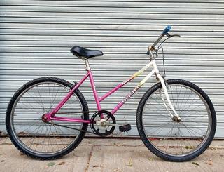Bicicleta De Paseo Antigua Olimpia Rod.26 Buen Estado