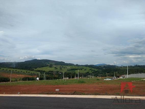 **terreno Em Condomínio Fechado À Venda, 300 M² Por R$ 150.000 - Bragança Paulista/sp - Te0768