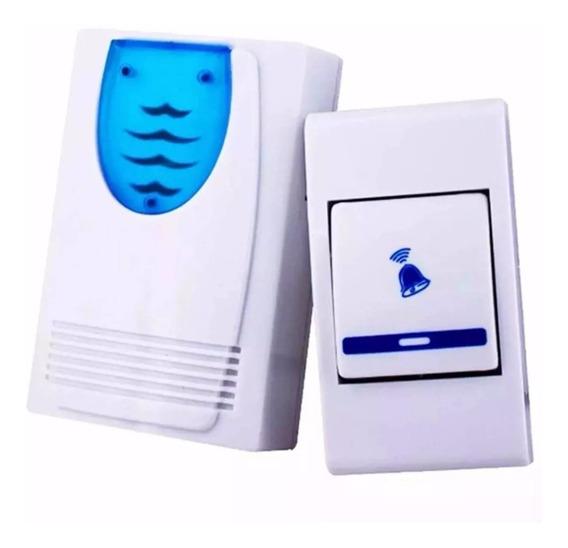 Campainha Sem Fio 32 T. Receptor Wireless Alcance 100 Metros