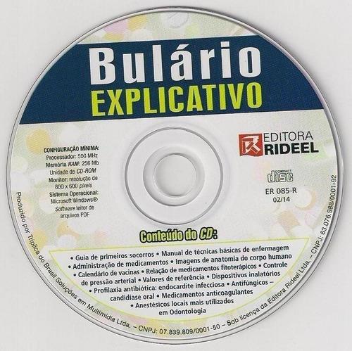 Imagem 1 de 1 de Cd Original Bulario Explicativo - Original