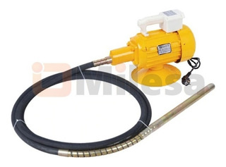 Sonda Vibradora Con Motor Electrico 3.0hp 220v