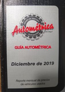 Guía Autometrica, Reporte Mensual Del Mes De Diciembre 2019