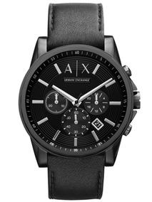 Relógio A Exchange Masculino Preto Ax2098
