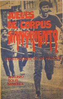 Jueves De Corpus Sangriento 1975 Antonio Solis Mimendi