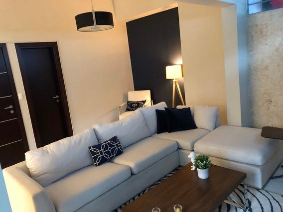 Apartamento En Alquiler Amoblado En Naco