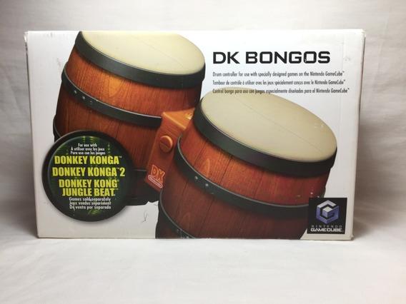 Donkey Kong Dk Bongos Gamecube Usado
