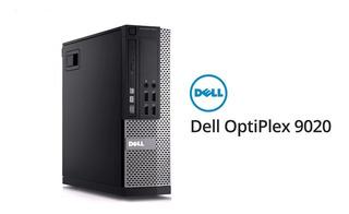 Computadora Dell 9020 Core I7 4770, Ram 8gb Ddr3, Ssd 256gb