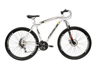 Bicicleta Track & Bikes Tb Niner Aro 29 21v Branco