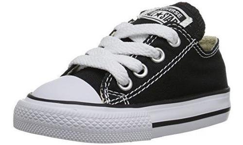 Converse Niños Chuck Taylor All Star Canvas Low Top Sneaker