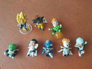 Muñecos Dragon Ball Y Otros,lote
