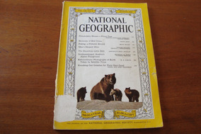 Magazine Ingles National Geographic Vol 118 Nº 2 / 1960 Ago
