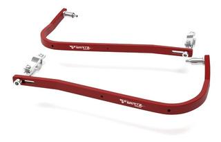 Cubre Manos Moto Puños Protector Wirtz® Alma De Aluminio