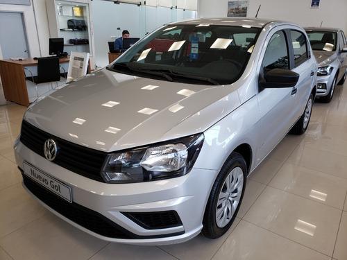 Volkswagen Gol Trend 1.6 Trendline 101cv 5 Ptas 0 Km 2021
