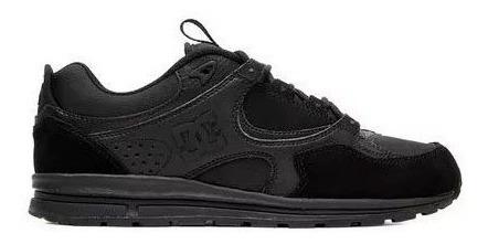 Tênis Dc Shoes Kalis Lite Imp Black/black 12712 Original