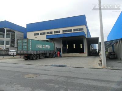 Galpão Industrial Para Locação, Água Chata, Guarulhos - Ga0910. - Ga0910