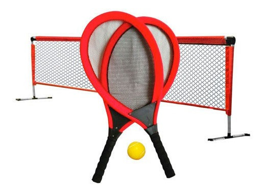 Set Tennis Gamepower Malla + Raquetas + Pelota // Bamo