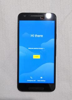 Nexus 5x 16gb 2 Gb Ram Com Defeito - Funcionando