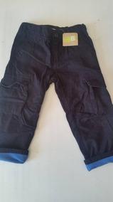 Calça Importada Crazy8 Menino Bebê Forrada 2 Anos