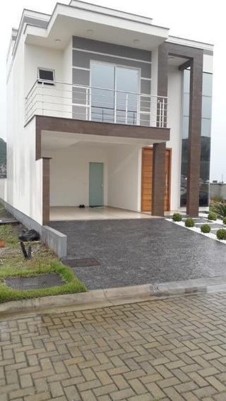 Casa Em Bairro Deltaville, Biguaçu/sc De 133m² 2 Quartos À Venda Por R$ 490.000,00 - Ca267059