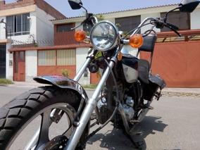 Remato Moto Marca Rtm Chopper