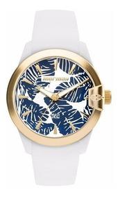 Relógio Mormaii Branco Feminino Mo2035it/8b