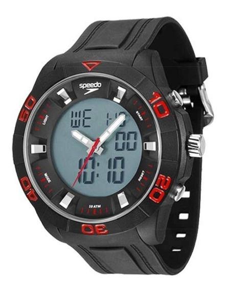 Relógio Speedo Masculino Anadigi Sport 69014g0evnv2