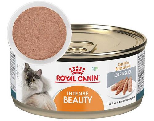 Lata Royal Canin Gato Intense Beauty 165gr Np