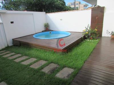 Casa 4 Quartos À Venda No Miolo Do Jardim Mariléa - Ca1819