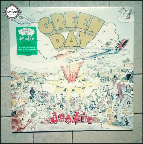 Araneo - Lp Disco De Vinilo - Green Day - Dookie