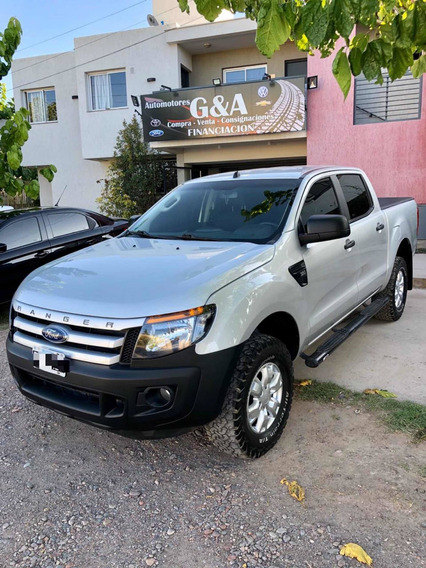 Ford Ranger 3.2 Cd 4x2 Xls Tdci 200cv 2016