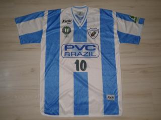Camisa De Jogo Londrina 2003 Karilu #10 Pvc Tubarão 2003 Lec