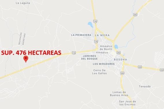 Rancho San Ignacio, Amealco Queretaro Sup. 476 Hectareas
