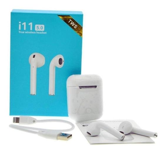 Fone De Ouvido I11 Tws Sem Fio Wireless Bluetooth V.5.0