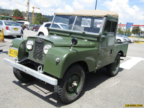 Land Rover Otros Modelos Serie 1 Ingles