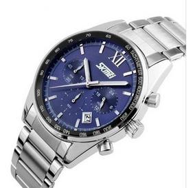 Relógio Masculino Original Skmei 9096 Completo + Garantia