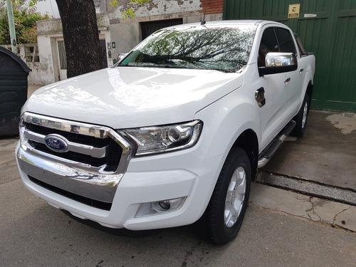 Ford Ranger Cd Xlt 4x2 Mt Linea Nueva