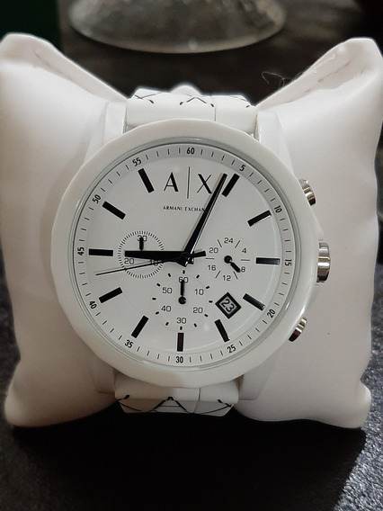 Reloj Armani Blanco Exchange