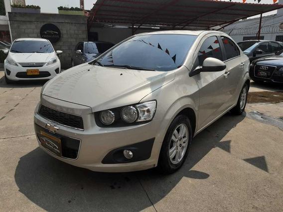 Chevrolet Sonic Lt Mecanico 1.6 4p 2ab Abs Ct 2015