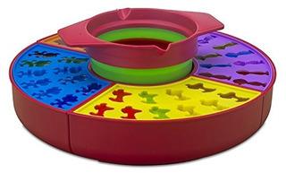 Smart Planet Pgm1m Peanuts Gummy Candy Maker Multicolor