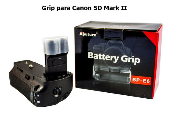 Grip Aputure Para Canon 5d Mark Ii