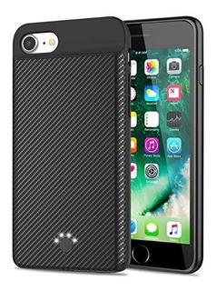 Para iPhone Sunwell Carcasa Cargador Portatil 7 Plus