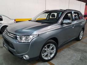 Mitsubishi Outlander 2.0 16v Cvt + Teto 2014 Aut.