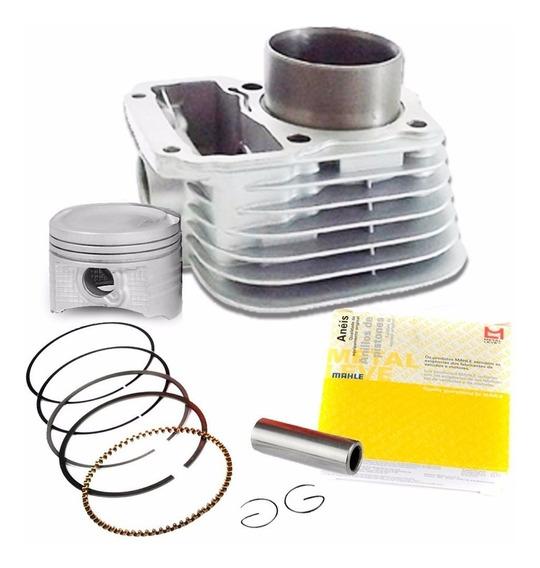 Kit Cilindro Motor Titan 150 04/16 Fan 150 10/16 Metal Leve