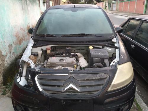 Citroën C3 2009 1.4 8v Exclusive Flex 5p