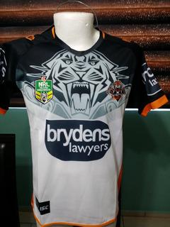 Jersey Rugby Tigres De Nueva Zelanda Local