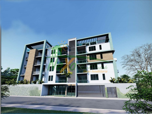 Imagen 1 de 7 de Apartamento Tipo Penthouse Cerca A Homs Santiago (tra-262 C5