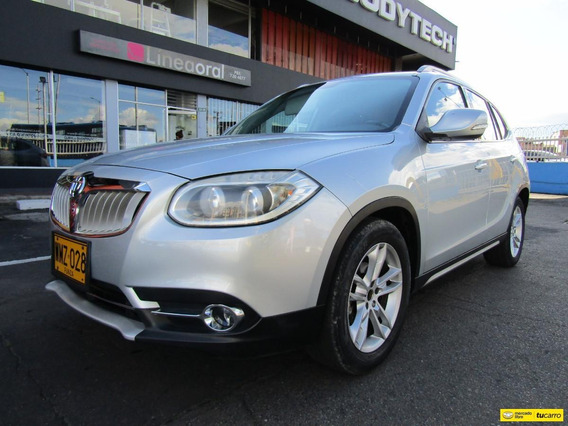 Brilliance V5 Turbo