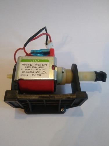 Imagen 1 de 5 de Bomba Ulka Ep5 48w Cafetera Electrolux Em220 Em250